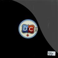 Back View : Michael Nielebock - TIME MACHINE EP (SIS REMIX) - Deep Circus / dcr013