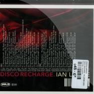 DISCO RECHARGE - IAN LEVINE - THE HI-NRG YEARS (2CD)
