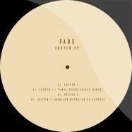 Back View : Fabe - SKETCH EP (INCL VINYL SPEED ADJUST RMX) - Valioso Recordings / Valioso010