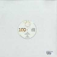 Back View : Solee & Boss Axis Feat. Yoachim - STILL HERE (WHITE COLOUR VINYL) - Parquet / PARQUET100