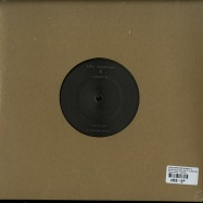 Back View : Echo Inspectors & Insect o. - BOURNE DUB (VINYL ONLY / CLEAR 10INCH ) - Primary colours / PCRSV001