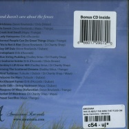 THIS IS ABOUT THE BIRD THAT FLIES OVER THE FIELD... (CD)