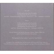 PLACID ( CD ALBUM + BONUS CD * ON ACID* )
