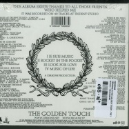 CERRONE IV THE GOLDEN TOUCH - THE OFFICAL 2014 EDITION (CD)
