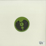 Back View : Cari Lekebusch - GREEN LIGHT (GREEN / BLACK SPLATTER VINYL) - H-Productions / HYB030