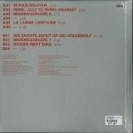 Back View : De Beren Gieren - ONE MIRRORS MANY (LP, 180 G VINYL) - SDBAN / SDBANULP01
