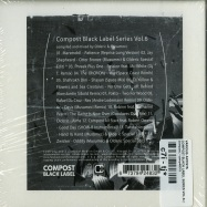Back View : Various Artists - COMPOST BLACK LABEL SERIES VOL.6 (CD) - Compost / CPT483-2