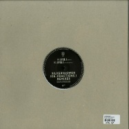 Back View : Silvershower - ICE FRACTIONS 1 REMIXES - Montage / MONTAGE003