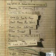 Back View : Sting & Shaggy - 44/876 (180G LP) - Universal / 6749089