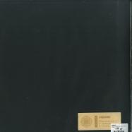 Back View : Cabanne - STEREOPHOBIQUE (VINYL ONLY) - YOYAKU / YOYAKU001