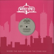 Back View : Carl Bean - I WAS BORN THIS WAY - West End Records  / WEBMG07