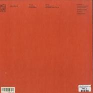 Back View : Alma Negra - CONVERSATION EP (AWANTO 3 RMX)(180 G VINYL) - Heist Recordings / HEIST033