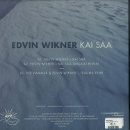 Back View : Edvin Wikner - KAI SAA (REMIX BY ARKAJO) - Solkyss / SOLKYSS6