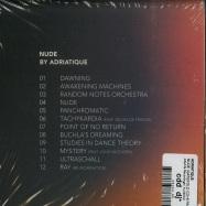 Back View : Adriatique - NUDE (GATEFOLD CD+8 PAGES BOOKLET) - Afterlife Recordings / AL020CD