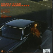 Back View : Chaka Khan - HELLO HAPPINESS (CORAL 180G LP + MP3) - Island / 7738531