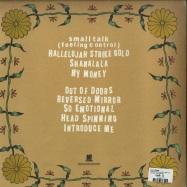 Back View : White Denim - SIDE EFFECTS (LTD CLEAR LP) - City Slang / SLANG50208X