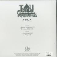 Back View : Jay U Xperience - ABUJA - Left Ear Records / LER1019
