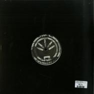 Back View : Thomas P. Heckmann - ACID SEDUCTION 5 (WHITE VINYL) - AFU Limited / AFULTD77