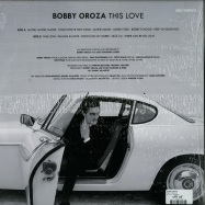 Back View : Bobby Oroza - THIS LOVE (LP) - Big Crown / BCR069LP