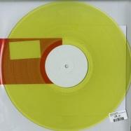 Back View : Various Artists - SECRET RAVE 04 (YELLOW VINYL) - Art-Aud / AA-SR004