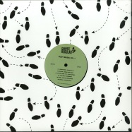 Back View : Various Artists - BODY MUSIC VOL 1 EP - Dance Regular Recordings / DR001