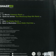 Back View : Various Artists - THE A EP (FOLAMOUR, IAN POOLEY REMIX) - Shazzer Project / EGBS005