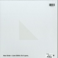 Back View : New Order + Liam Gillick - SO IT GOES (COLOURED 3LP BOX + MP3) - Mute / STUMM450