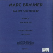 Back View : Marc Brauner - Sad But Ambitious EP - Houseum Records / HSM004
