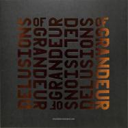 Back View : Norm De Plume - SQUARKER EP - Delusions Of Grandeur / DOG78