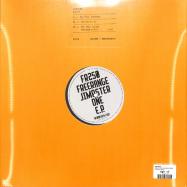 Back View : Jimpster - ONE EP (INC WAAJEED REMIX) - Freerange / FR250