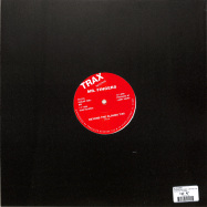 Back View : Mr Fingers - WASHING MACHINE / CAN YOU FEEL IT / BEYOND THE CLOUDS (RED VINYL REPRESS) - Trax Records / TX127RED