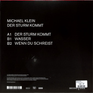 Back View : Michael Klein - DER STURM KOMMT - Second State Audio / SNDST075
