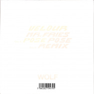 Back View : Velour - POSE (7 INCH) - Wolf Music / WOLFEP056