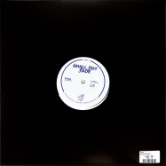 Back View : Ejeca - POLAR NATION EP - Shall Not Fade / SNF043