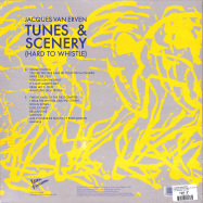 Back View : Jacques van Erven - TUNES SCENERY (HARD TO WHISTLE) - Futura Resistenza / RESLP001