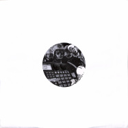 Back View : Serial Error - AFRO GOTHIC EP - Rat Life / Rat18
