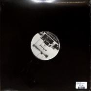Back View : Robert Hood - NOTHING STOPS DETROIT - Rekids / REKIDS165