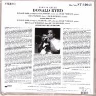 Back View : Donald Byrd - BYRD IN FLIGHT (TONE POET VINYL) - Blue Note / 0893500