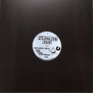 Back View : Franco Radetich - EMPTY EP (VINYL ONLY) - Rawstreet Waxed / RWXD001