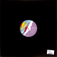 Back View : Eddie Leader - THERES A TIME EP - Hudd Traxx / HUDD063