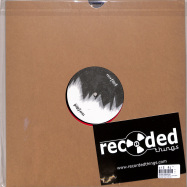 Back View : Oliver Rosemann - SEASON ONE (VINYL+STICKER) - Recorded Things / RECT001