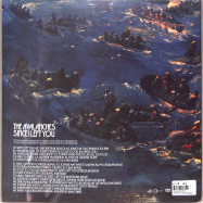 Back View : The Avalanches - SINCE I LEFT YOU (DELUXE 4LP + MP3) - XL Recordings / XL1164LPX / 05208641