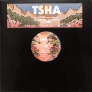Back View : TSHA - OnlyL (Purple 12 inch) - Ninja Tune / ZEN12579