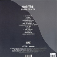 Back View : Yonderboi - SPLENDID ISOLATION (2LP) - Mole Listening Pearls / mole064-3