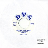 MESSAGE IN THE MUSIC (7INCH)