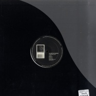 Back View : Oliver Schories - TREMODO EP (INCL. DOUGLAS GREED REMIX) - Parquet / Parquet032