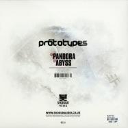Back View : The Prototypes - PANDORA / ABYSS - Shogun Audio / sha059