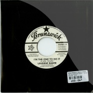 I GET THE SWEETEST FEELING / I M THE ONE TO DO IT (7 INCH)