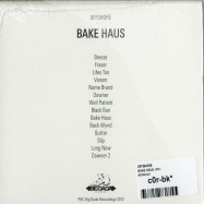 BAKE HAUS (CD)
