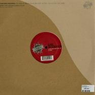 Back View : Cari Lekebusch - DARK FUNK MATTERS EP - Tortured / Pain035